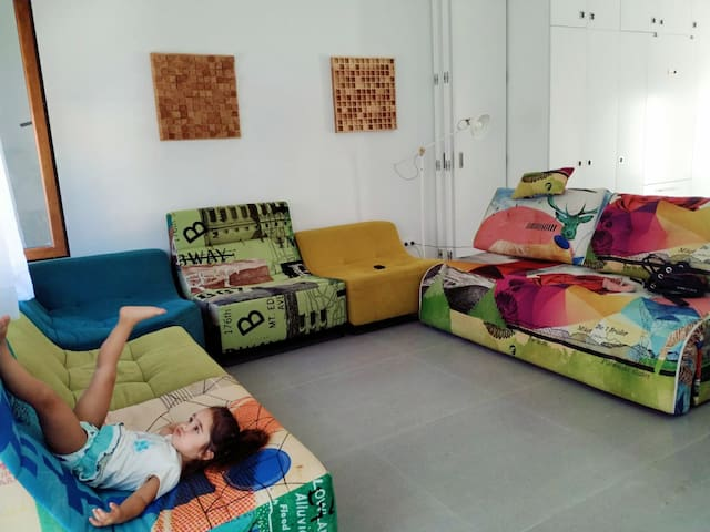 Apartment Aliaga LOFT