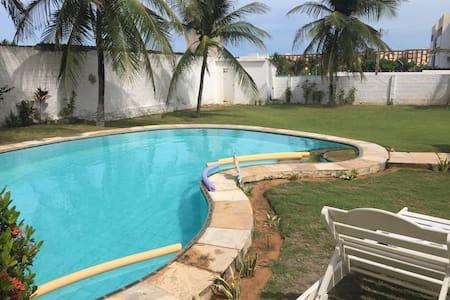 Casa de praia Morro Branco - Fortaleza