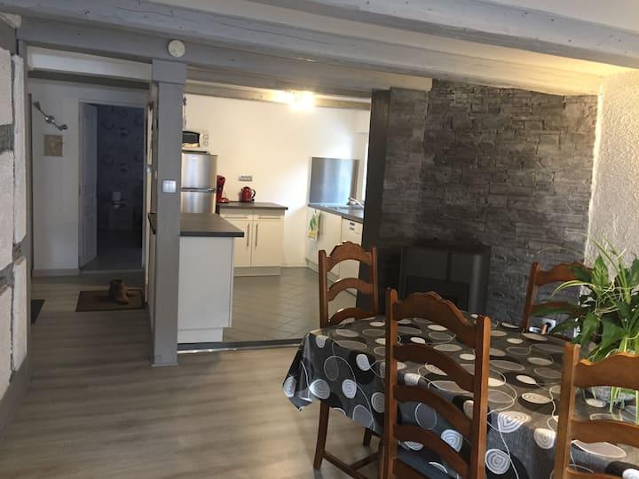 Appartement 2 Chambres au pied du Mont Ste Odile