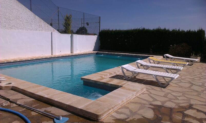 PASCUA, barbacoa y piscina - Alginet - Loft
