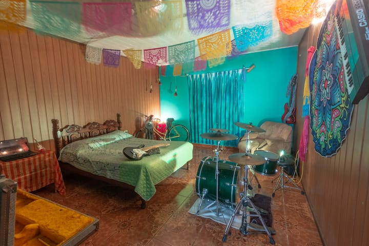 The Music Home La Fortuna - Coco Room, Mex style