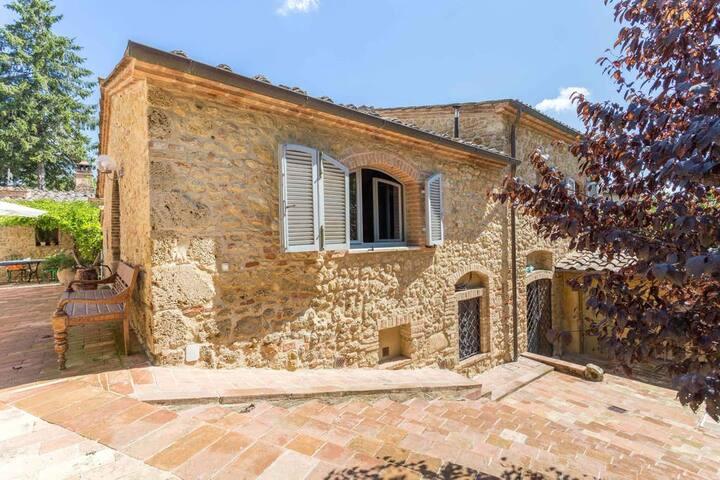 Casa degli Ulivi ☀ Oasis of Peace in Chianti area