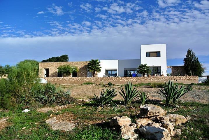 Villa avec vue sur ocean - เอสเซาอิรา - บ้าน