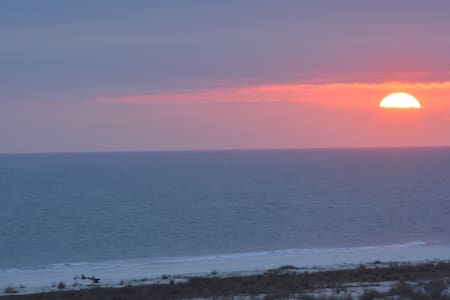 Holiday Isle 5th Floor Beachfront - Dauphin Island