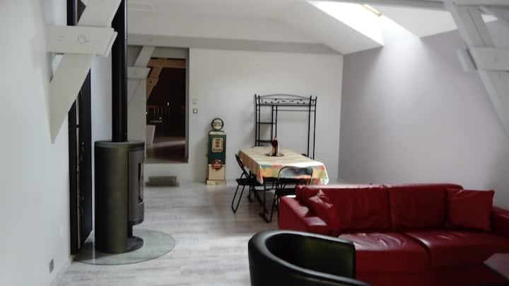 Maison cosy à Sainte Maure de Touraine