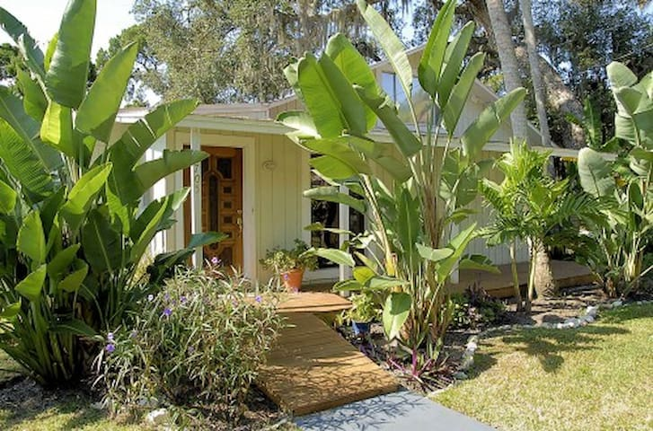 Paradise on the Cottee River - Port Richey - 度假屋