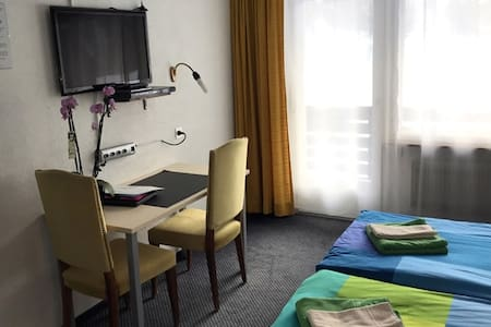 Matterhorn Golf Hotel - Double Room