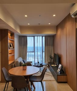 Modern, Luxurious, Cozy One-Bedroom at Branz BSD