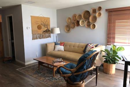Cozy Mid-Century Guest Suite