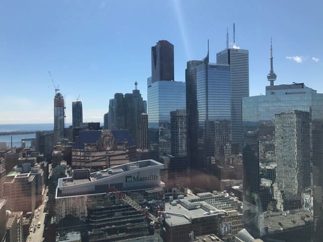 All New Top Floor Sky Luxury 1 br at Dundas Square