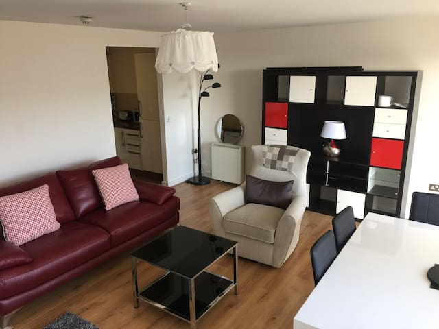 Dublin City Center, opposite to 3Arena - Dublin - Apartamento