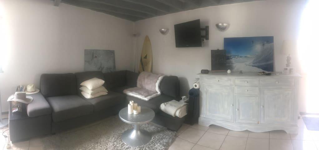 Charmant appartement sur Ciboure