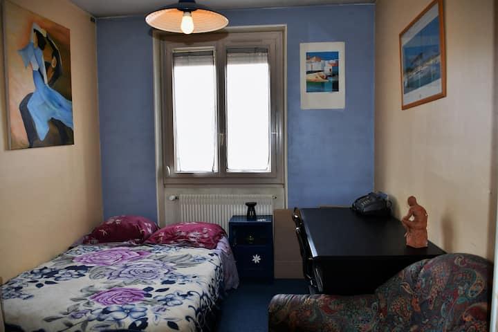 Chambre Dijon proche facultés et centre ville