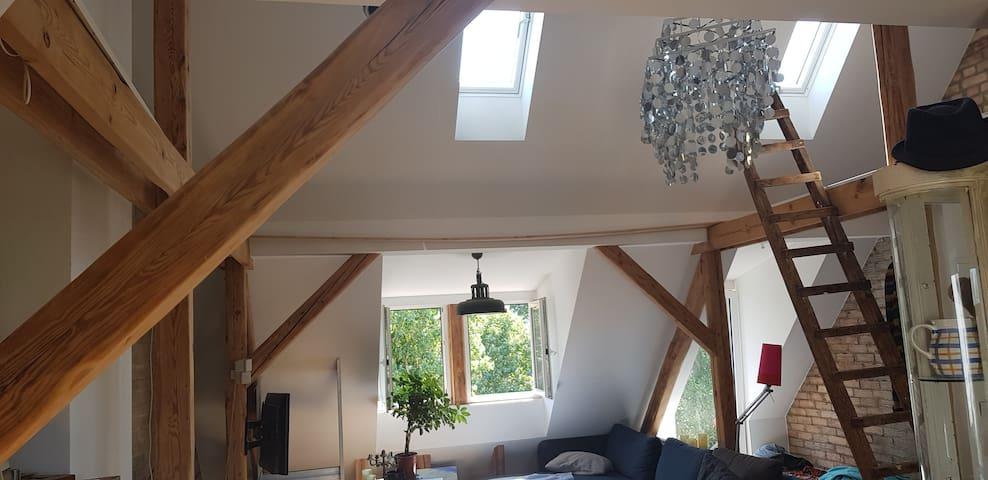Traum Dach-Mini-Loft mitte wedding