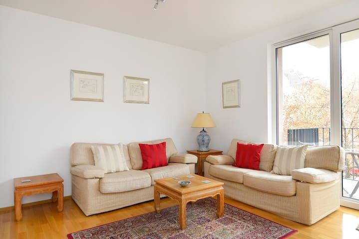 Modern apartment near fair / Messe - Frankfurt am Main