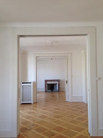 Champel, beautiful 6 rooms appart. - Ginevra - Appartamento