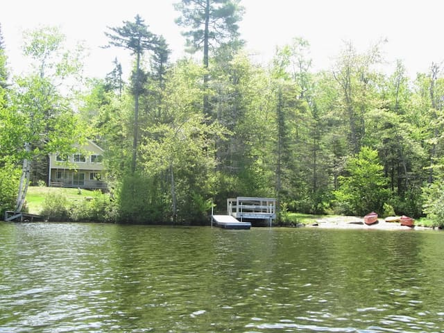 3BR 150' from pristine Lake Armington