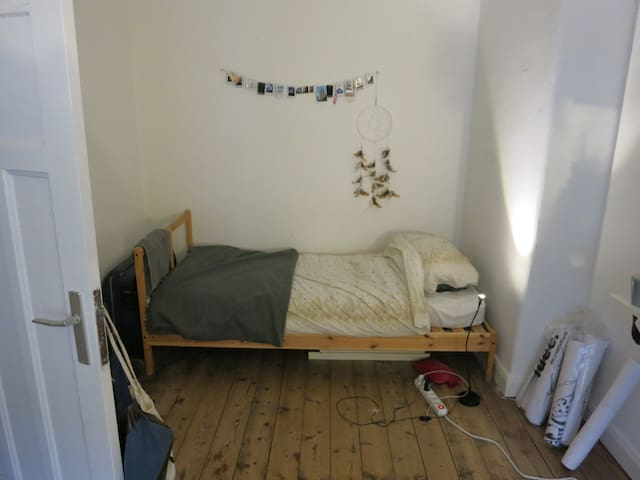 Comfy Room - 15 mins to the center - Hamburg - Flat