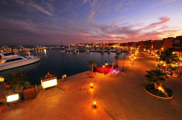 Apartment in New Hurghada Marina - Hurghada - Appartement
