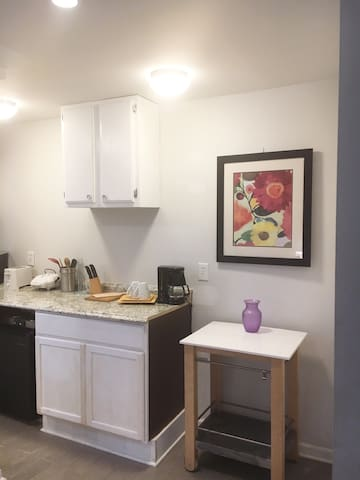 Cute studio apartment - Walk to Piedmont Park!
