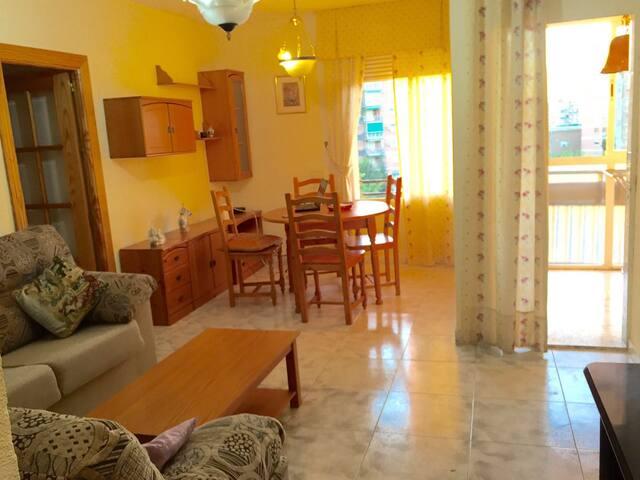 Habitacion privada para estudiar en Granada - Granada - Apartmen
