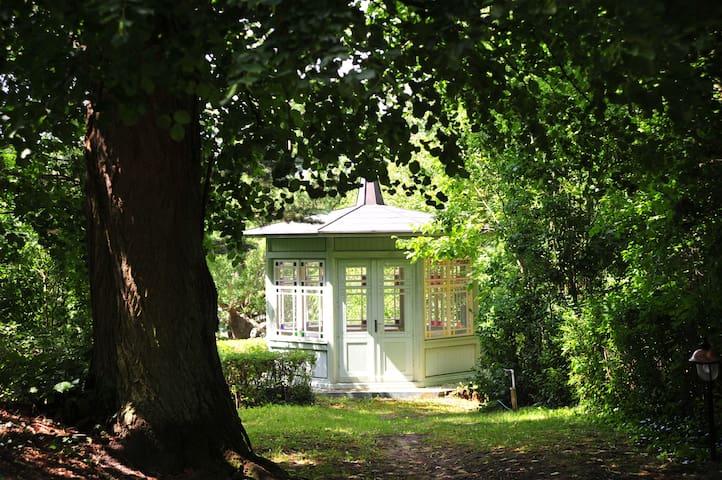 Gartenhaus Villa Walnuss