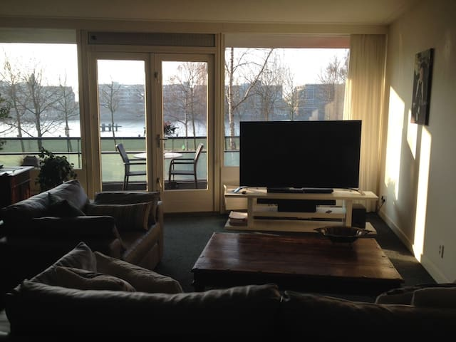 Beautiful apartment in Amsterdam! - Java- eiland - 公寓