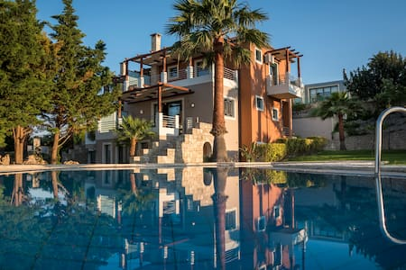 Athina Luxury Villas Chania - Platanias - Villa