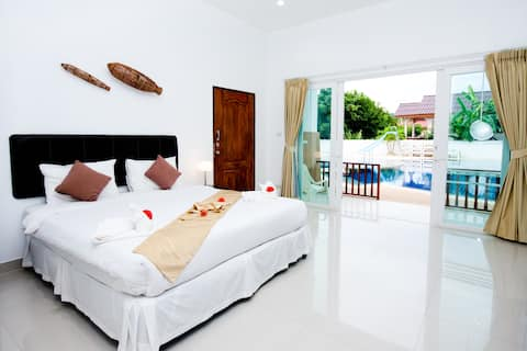 Nadivana - Studio apartment poolside