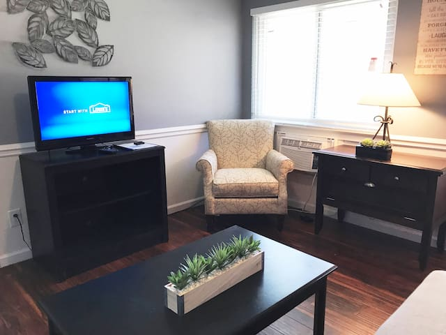 #52 Trendy 1BR Suite Near Downtown
