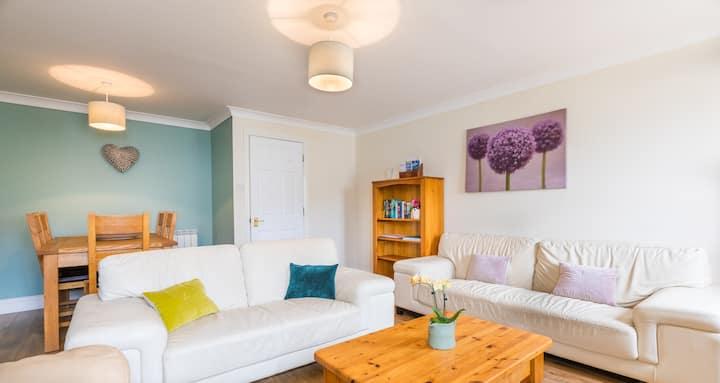 Ellingham, St Martins - Bright, Spacious & Lovely!