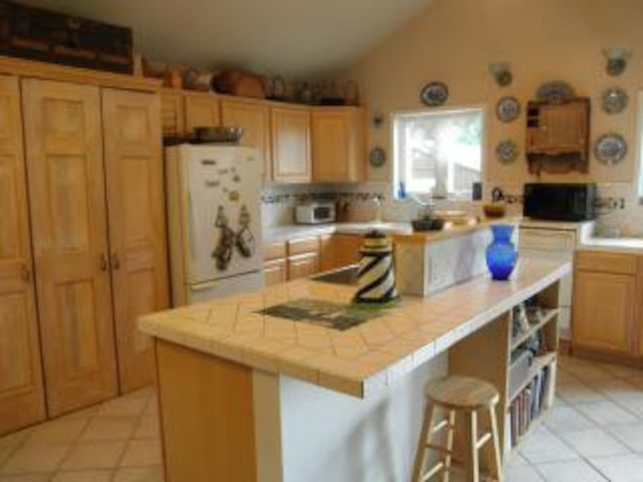 Kitchen -  completely furnished for every cooking or baking need