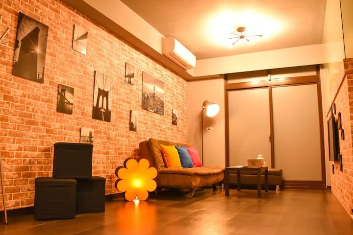 WowLoft@Ximending#3 BrandNew MRT LOFT House(1~11)