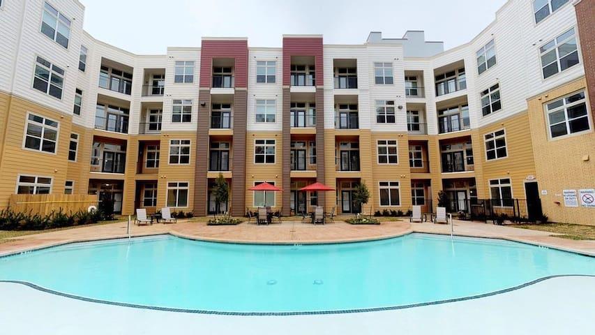 Modern & convenient home near Med Center/NRG/RiceU
