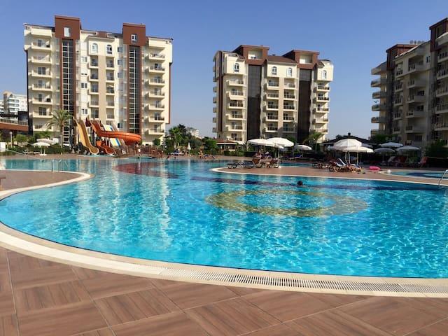Luksusleilighet barnevennlig resort - Avsallar - Departamento