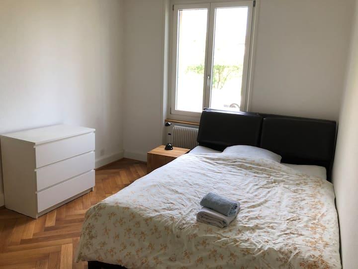 3-room apartment near Basel