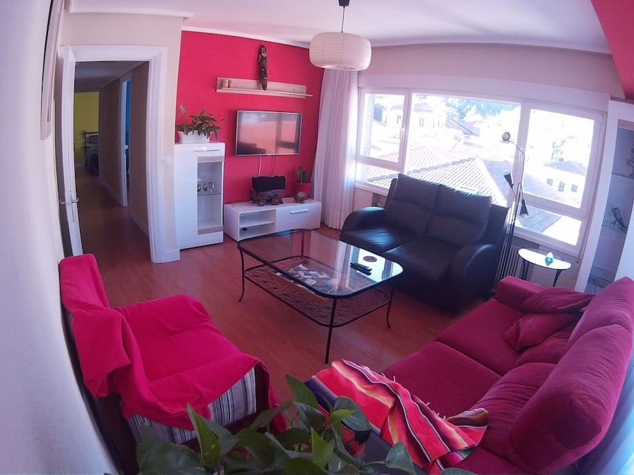 Sala de estar Livingroom
