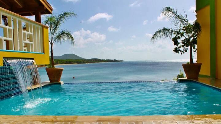Villa Dos Palmas with private Pool
