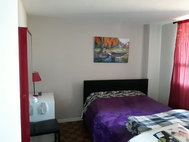 Entire unit in Down Town , close to CN tower,