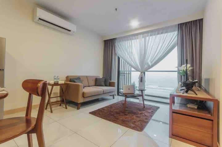 Timur Bay Residence 2 Bedrooms ''Sea & Pool View""