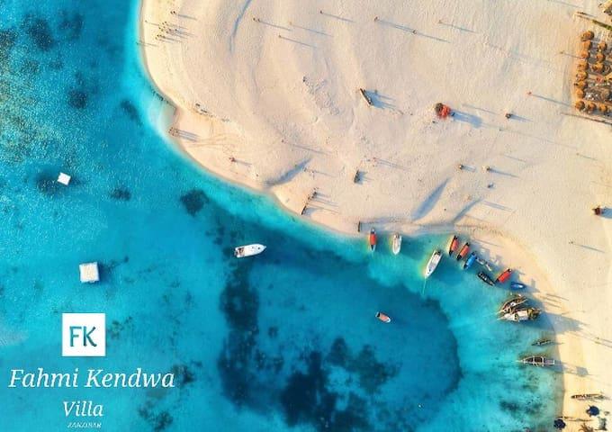 Fahmi Kendwa Villa - Ultimate Holiday Getaway