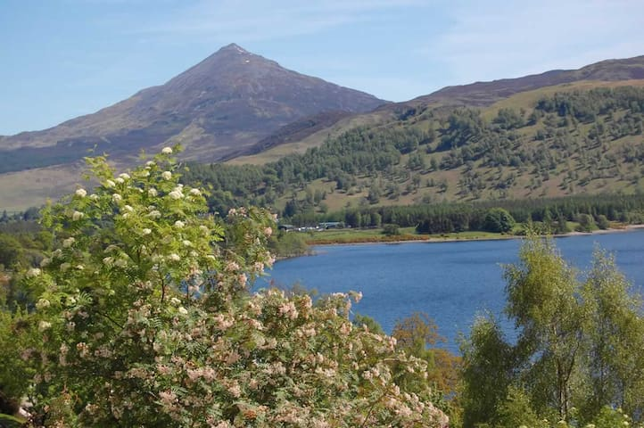 Studio Lodge - Loch Rannoch Highland Club