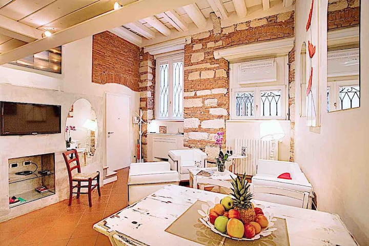Rossa ☆ Luxury Charming Flat ☆ 2PAX downtown