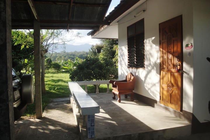 Bungalow Chalet - Pai - Dom