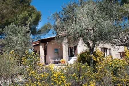 Welcome in Provence ! - Saint-Martin-de-la-Brasque - Hus