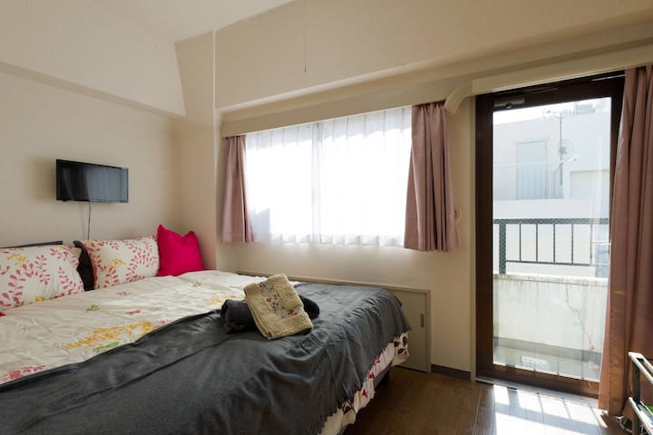 HOYO東京Shibuya#401+WiFi/10min from Shibuya Station