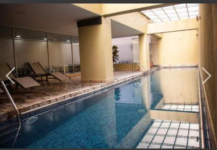 DEP 2 HAB PISCINA - 4P REP SALVADOR HOTEL SHERATON