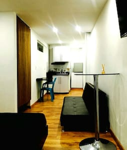 Studio for 3 W/Kitchen & Bath near Zona Rosa 105 - Bogotá - Talo