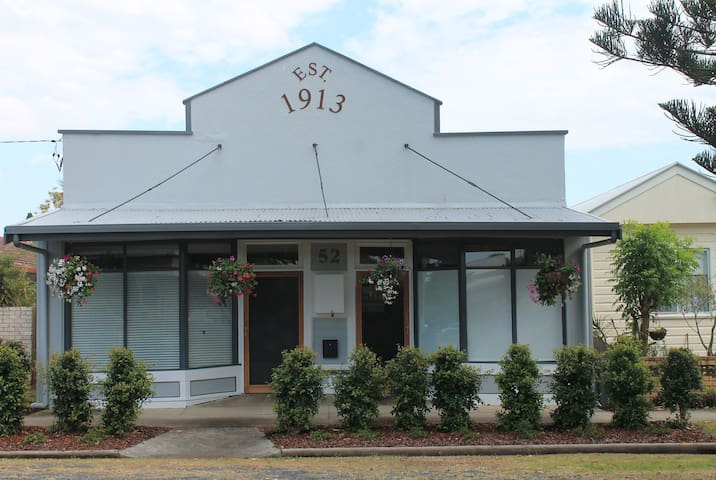 The Old General Store on the Ballina Island