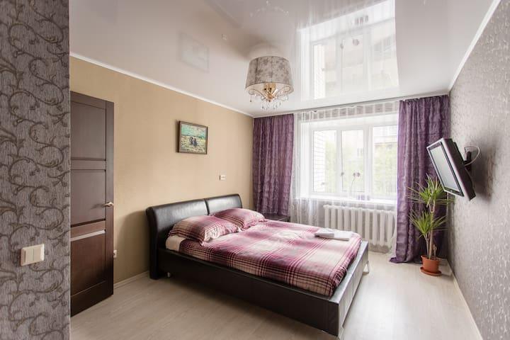 Апартаменты на Воровского - Vologda - Daire